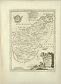 [picture: Antique Map of Northamptonshire]