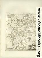 [picture: Antique Map of Cumberland]