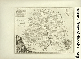 [picture: Antique Map of Herefordshire]