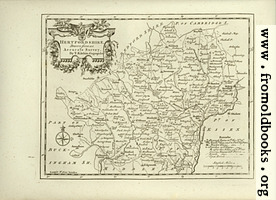 [picture: Antique Map of Hertfordshire]