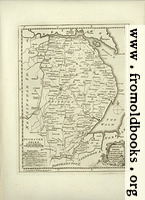 [picture: Antique Map of Lincolnshire]