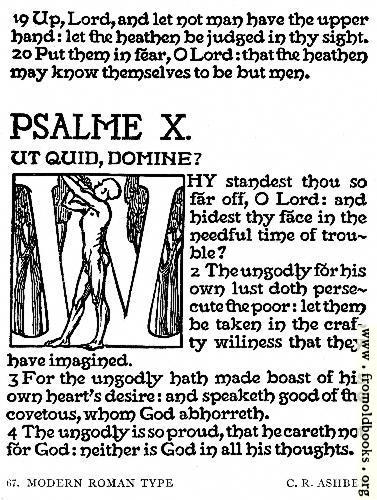 [Picture: 67.—Modern Roman Type.]