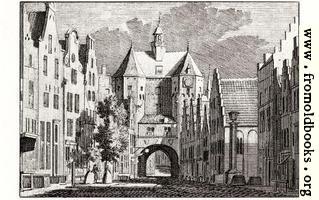 [picture: Wimel of Windmolen Poort, Widescreen Version]