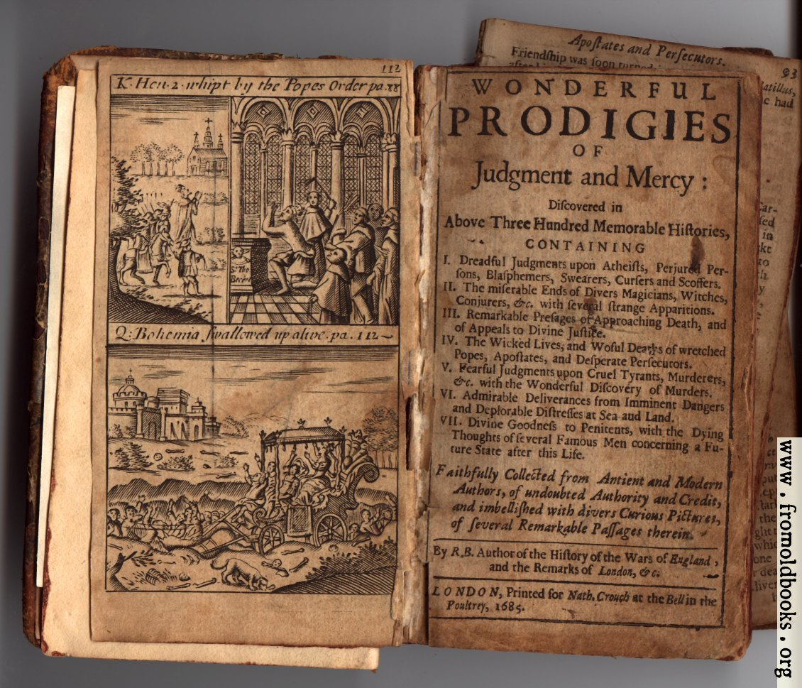 [Picture: The Title Page and Frontispiece]
