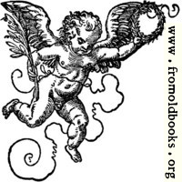 [picture: 68b.---Printer's Mark Detail: Jost Ammon Cherub 2]