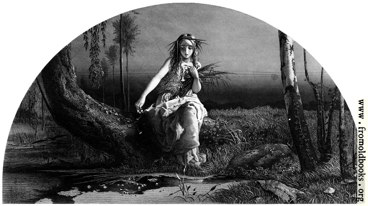 Ophelia Shakespeare: Ophelia