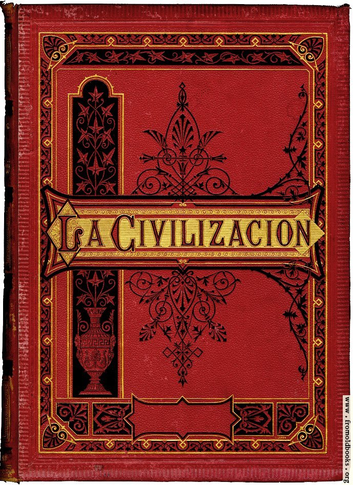 [Picture: Front cover for the history of civilization]