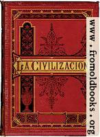 Front cover for the history of civilization