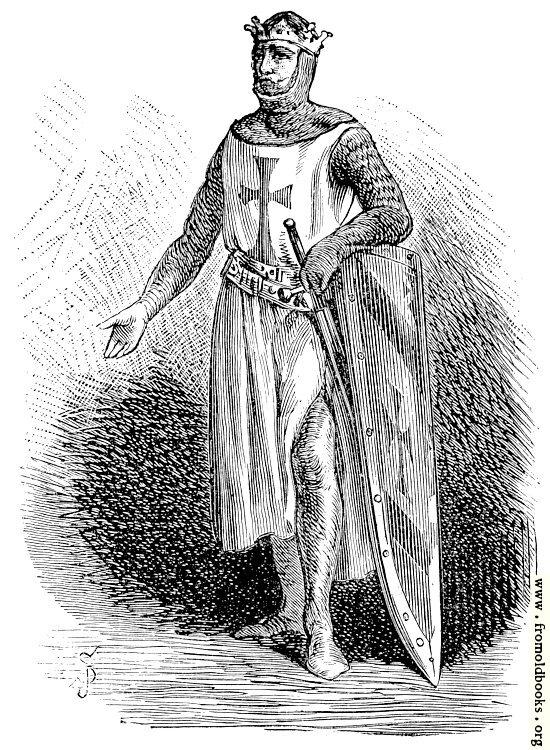 [Picture: Crusader King]