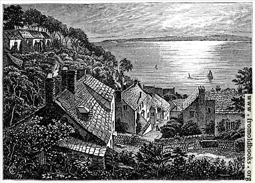 [Picture: Clovelly, Fromthe Hobby Walk]