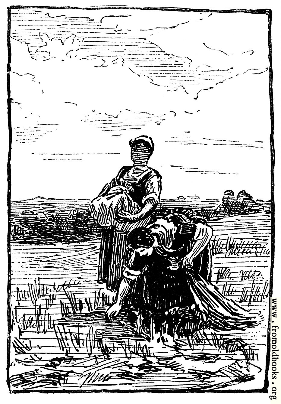 [Picture: The Gleaners]