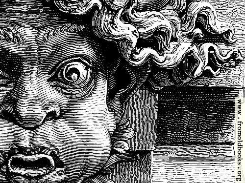 [Picture: Grotesque Head [detail]]