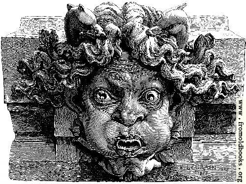 [Picture: Grotesque Head]