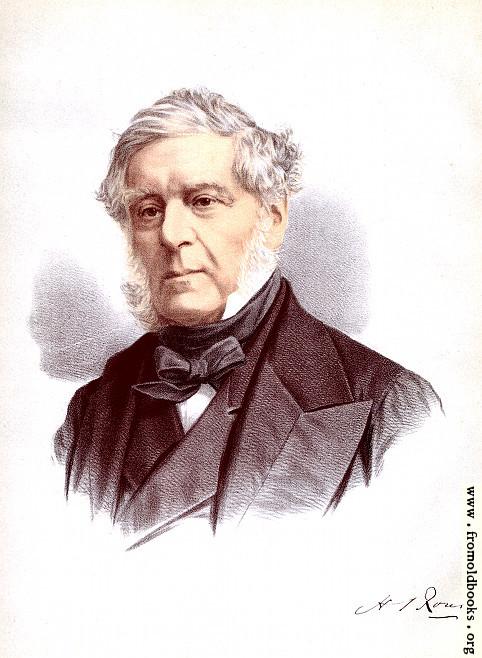 [Picture: Portrait of Admiral the Hon. H. J. Rous.]