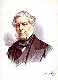 Portrait of Admiral the Hon. H. J. Rous.