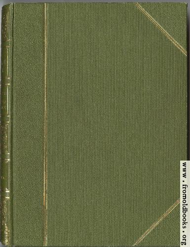 Front Cover, The British Isles (Vol 1)