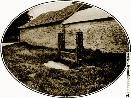 [Picture: Stocks at Stanton Harcourt (Sepia-Tinted Edition)]