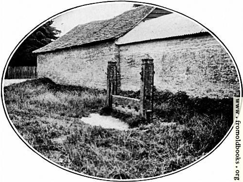 [Picture: Stocks at Stanton Harcourt]
