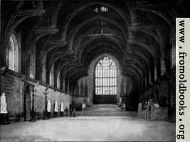 [Picture: Westminster Hall]