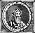 Portrait of Anicius Manlius Severinus Boetius (A.D. 480--524/5)