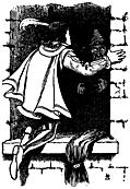 [Picture: Dunstan and the Devil]