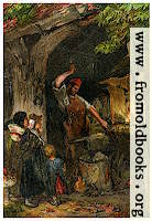 [picture: The Village Blacksmith]