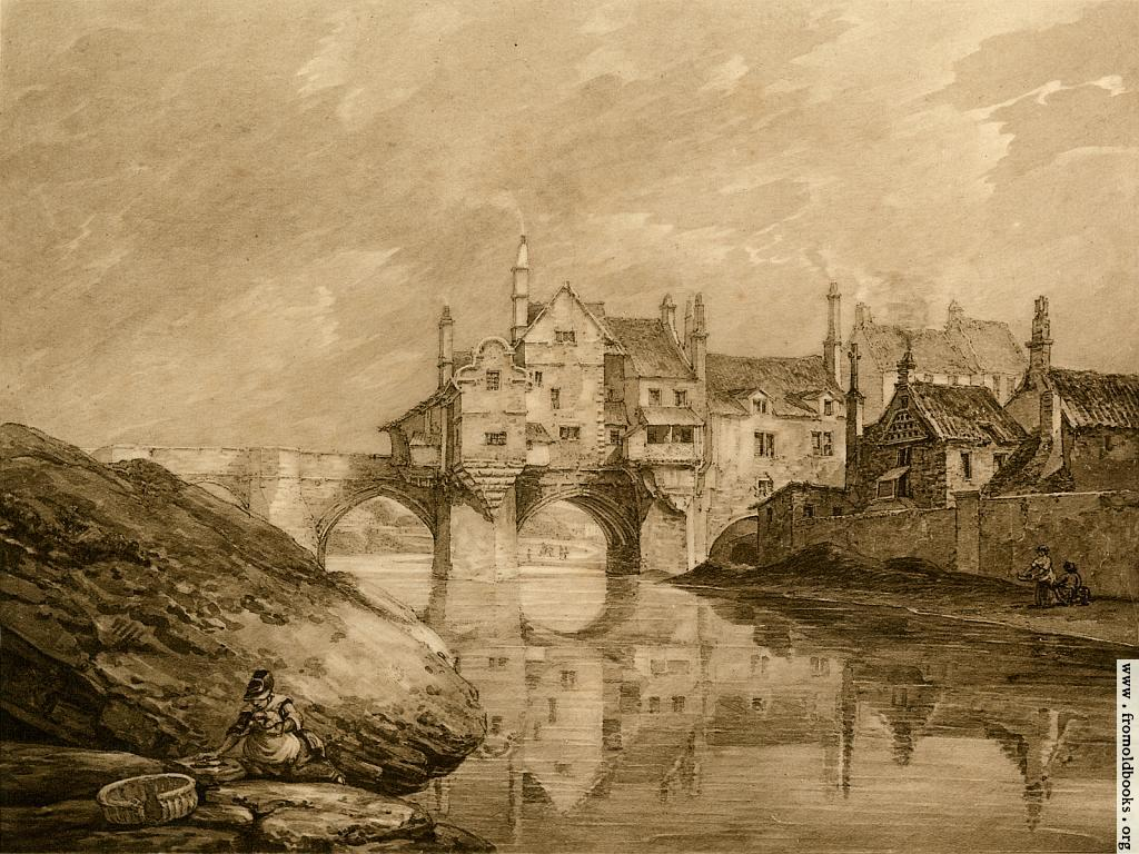 [Picture: The Bridge at Durham]
