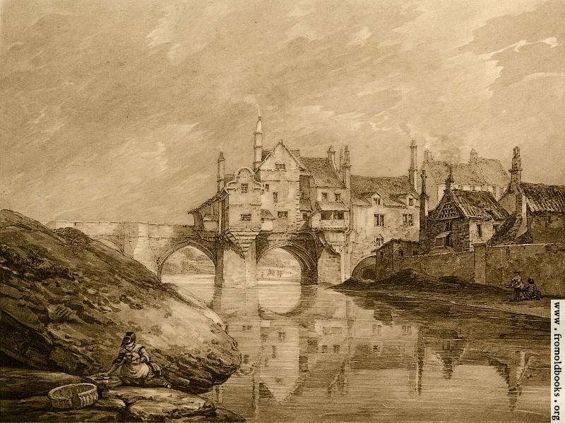 [Picture: The Bridge at Durham]