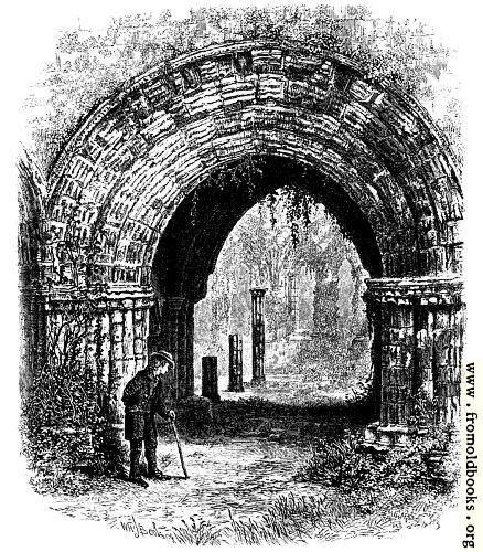 [Picture: Furness Abbey.]