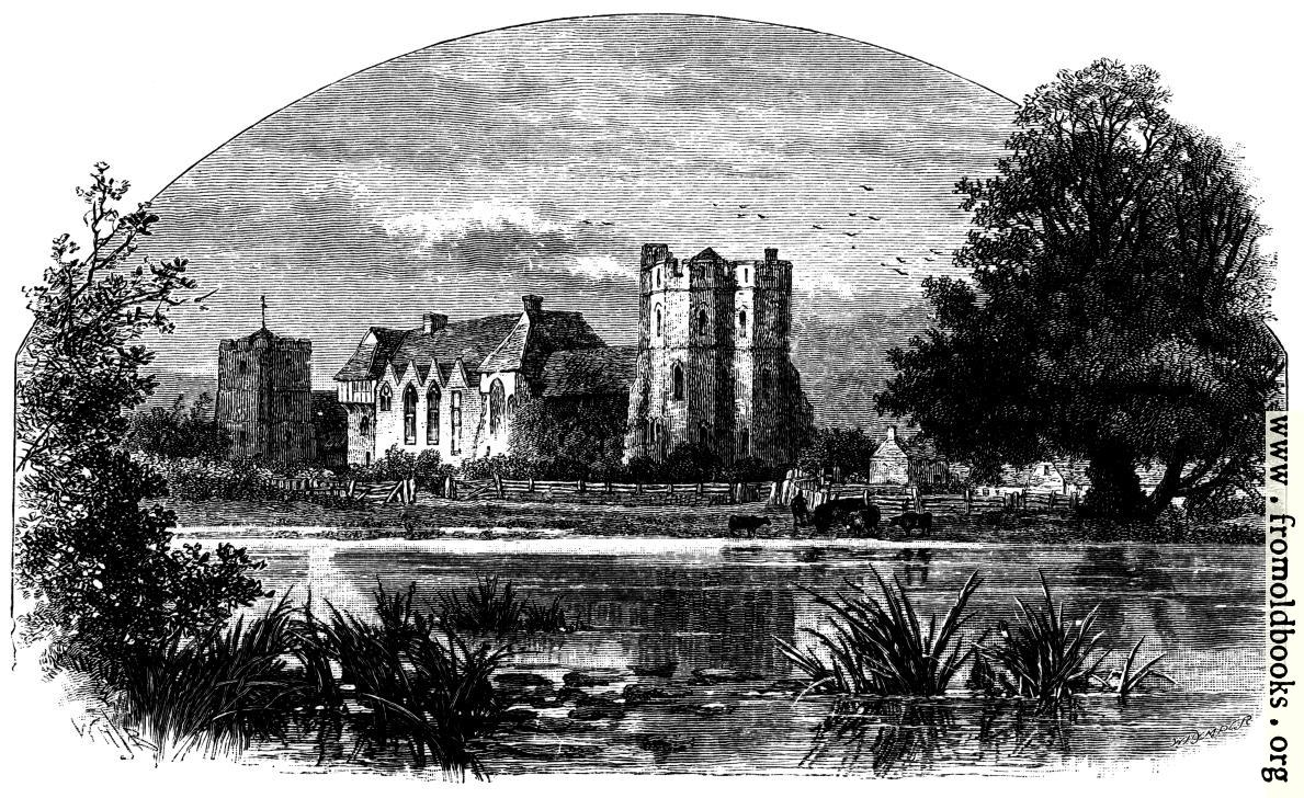[Picture: Stokesay Castle]