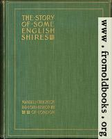 [picture: The book cover for ``The Story of Some English Shires'']
