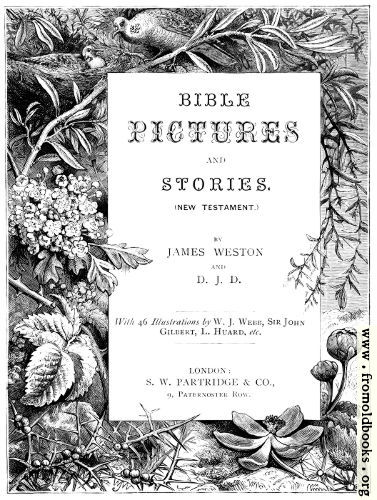 [Picture: Title Page, New Testament]