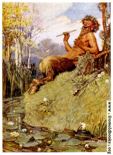 [Picture: The God and the Reed]
