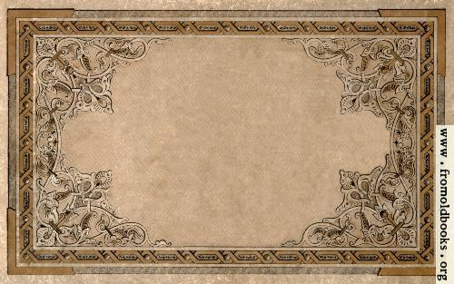 [Picture: Vintage ornate border]