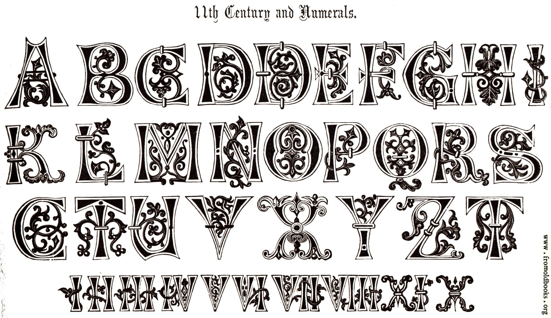 07. 7.—11th Century and Numerals