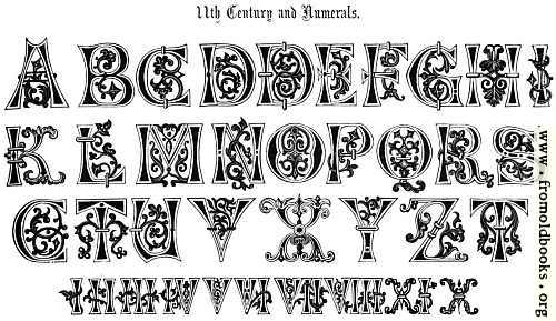 [Picture: 07. 7.—11th Century and Numerals]