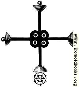 [Picture: 53.21.—Decorative Cross]