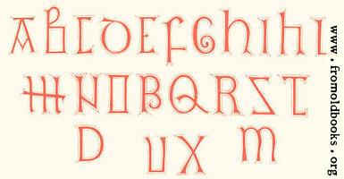 [picture: 2.  8th Century.]
