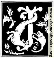 [picture: Decorative initial letter ``J'' from 16th Century]