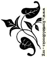 [picture: 53.10.---Ornamental vine leaves]