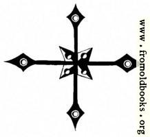 [picture: 53.11.---Four Quarters Cross]
