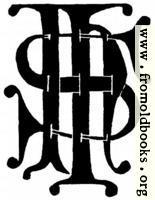 [picture: 53.29.---IHS Monogram]