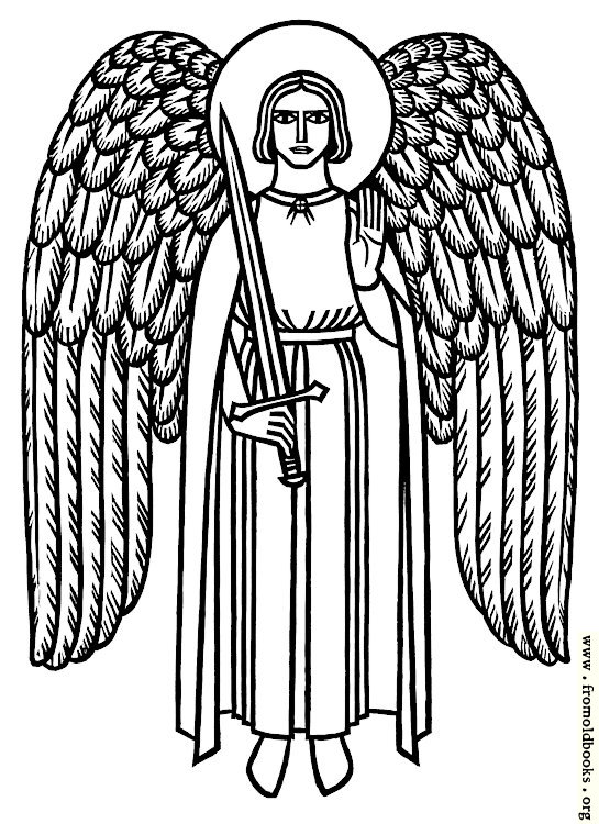 [Picture: Angel Messenger]