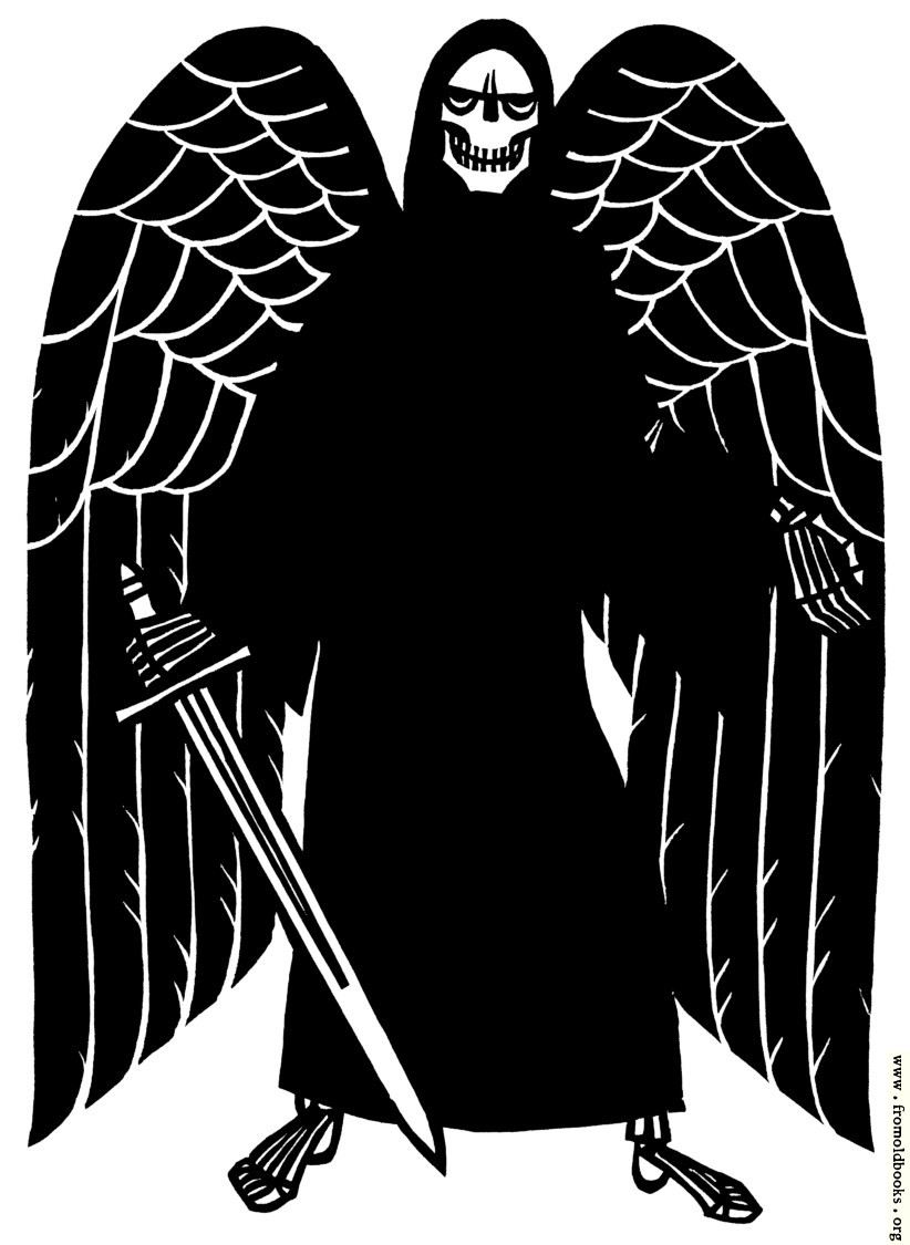 [Picture: The Angel of Death]