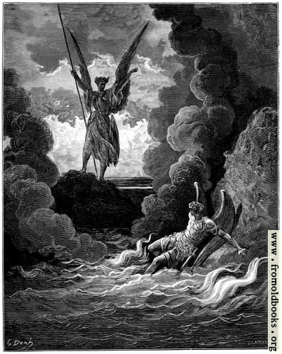 [Picture: Satan and Beelzebub]