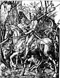 Knight, Death and the Devil (1513)