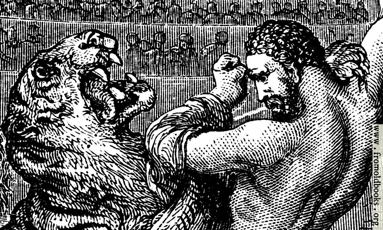 [Picture: Gladiators, detail]