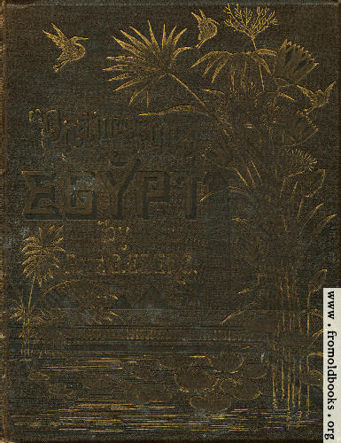 [Picture: Front Cover (Ebers Egypt Vo. I)]