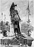 The Sacrifice to the Nile.