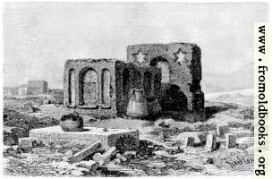 [Picture: In the desert between Assouan and Philae.]